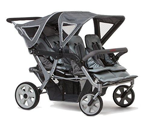 Cabrio 4Sitz Kinderwagen