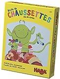 HABA- Rafle de Chaussettes Le Jeu de Cartes, 003327