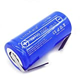 ROZIN Lii-70A 32700 3,2 V 7000Mah Lifepo4 Batería Recargable 5C Batería De Descarga para La Linterna De Energía De Respaldo