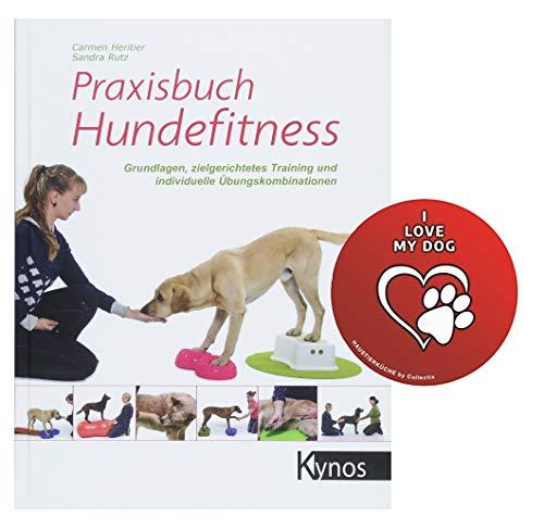 Praxisbuch Hundefitness: Grundlagen, zielgerichtetes Training und individuelle Übungskombinationen Gebundenes Buch + I Love My Dog Sticker