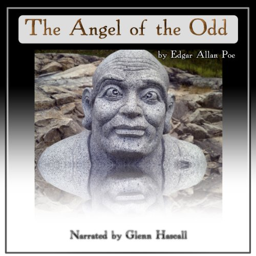 The Angel of the Odd audiobook cover art