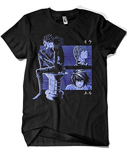 4315-Camiseta Premium, Death Game (DDjvigo)