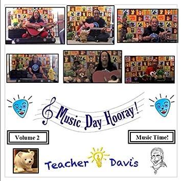 Music Day Hooray! Vol. 2
