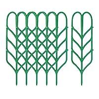 #N/A 6個/個の園芸植物サポート屋内植物トレリスに登る植物/鉢植えの植物
