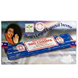 Satya Nagchampa - Varillas de Incienso (15 g x 12 Paquetes)