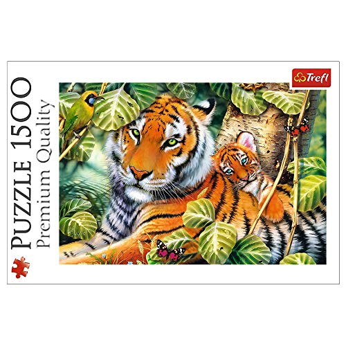 Trefl 26159 Puzzles 1500 Puzzels, farbig