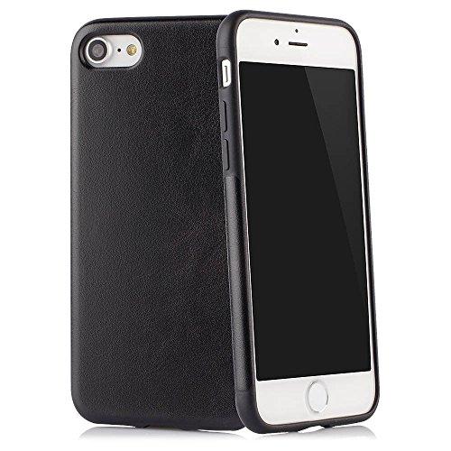 QUADOCTA - Custodia per iPhone 7 (4,7') Corium nero Nero  iPhone 7 (4,7')