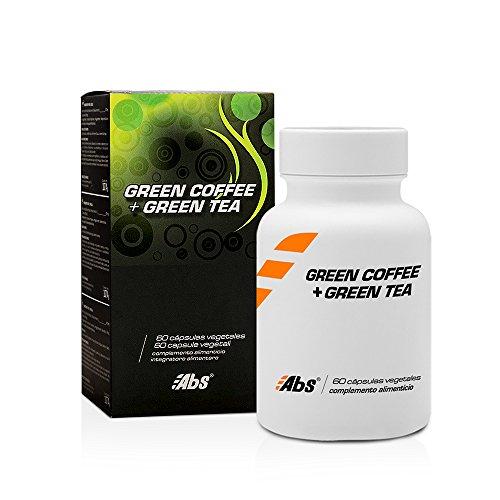 Abs Café Verde Svetol y Té Verde 400 mg - 60 Cápsulas