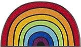 Wash + Dry Design Tapis en Nylon Multicolore 50/85