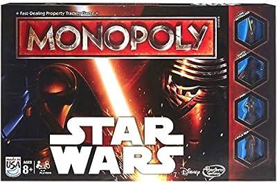 STAR WARS b0324103–Monopoly Star Wars [Parent]