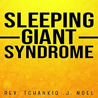 Sleeping Giant Syndrome audiobook cover art