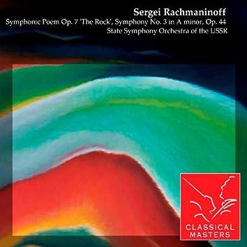 Symphonic Poem Op. 7 'The Rock', Symphony No. 3 in A minor, Op. 44