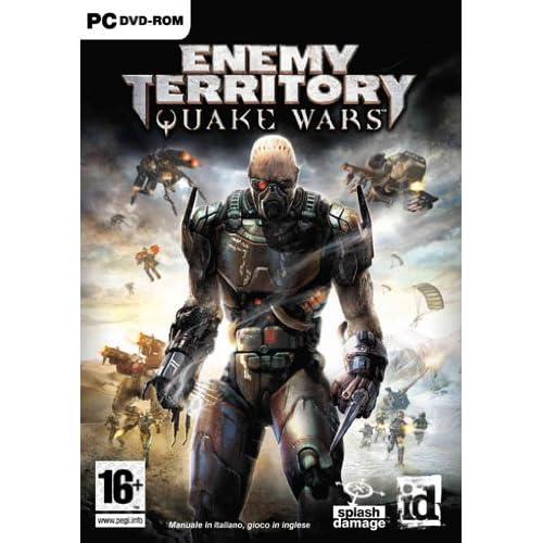 Enemy Territory Quake Wars