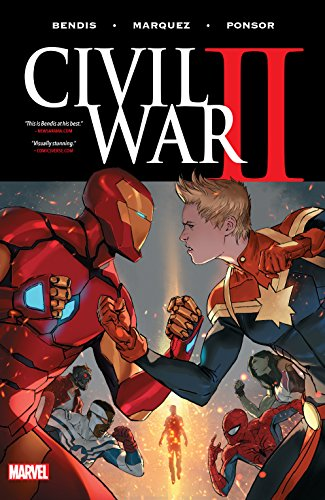Civil War II (Civil War II (2016)) (English Edition)