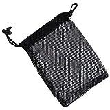 Scuba Choice Snorkel Dive Mask, Surface Marker or Multi Purposes Storage Mesh Bag