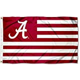 College Flags & Banners Co. Alabama Crimson Tide Stars and Stripes Nation Flag