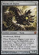 Magic: the Gathering - Wurmcoil Engine - Scars of Mirrodin