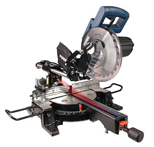 FERM radiale verstekzaag 1900 W - 210 mm - met lasergeleiding - Incl. 210mm TCT zaagblad (T24) | HANDWERKER |