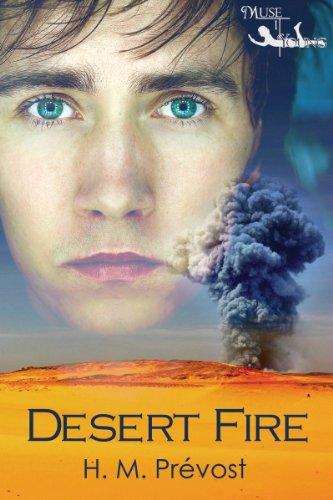 Book: Desert Fire by H.M. Prévost