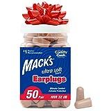Best Ear Plugs Block Noises - Mack's Ultra Soft Foam Earplugs, 50 Pair Review