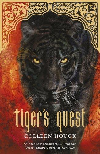 Tiger's Quest: Book Two: Tiger Saga Book 2 (Tigers 2) (English Edition)