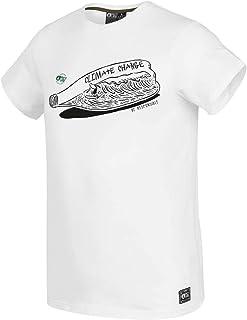 Picture COWAB - Camiseta para hombre, color blanco, talla XL