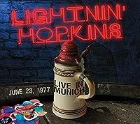 Blues Inmunich 1977 by Lightnin' Hopkins