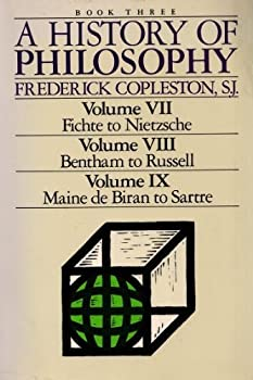 A History of Philosophy 7-9 0385230338 Book Cover