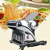 Electric Noodle Maker Machine Semi-automatic Pasta Maker Machine for Spaghetti Ravioli Veggies Home...