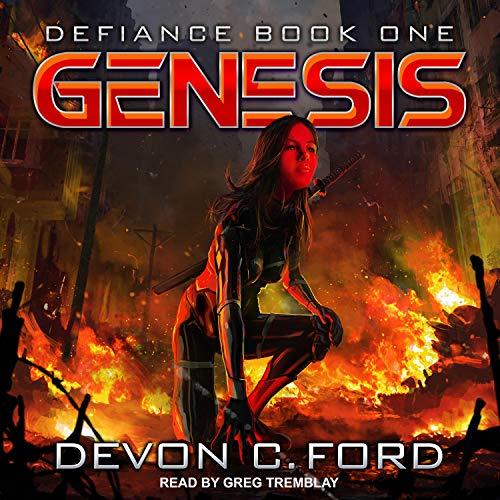 Genesis Audiobook By Devon C. Ford cover art