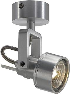 SLV Spot LED INDAOrientable et Inclinable | Applique et Plafonnier Intelligent pour Eclairage Intérieur Personnalisé | Sp...
