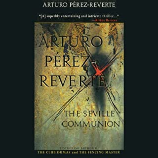 The Seville Communion cover art