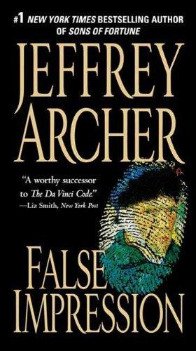 False Impression (English Edition) eBook: Archer, Jeffrey: Amazon.es: Tienda Kindle