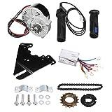 Cuasting, kit di conversione per motore elettrico da 24 V, 250 W, per bici elettrica, da 20 a 28 pollici