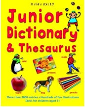 [(Junior Dictionary and Thesaurus * * )] [Author: Cindy Leaney] [Jul-2011]