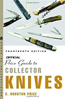 The Official Price Guide to Collector Knives, 14th edition