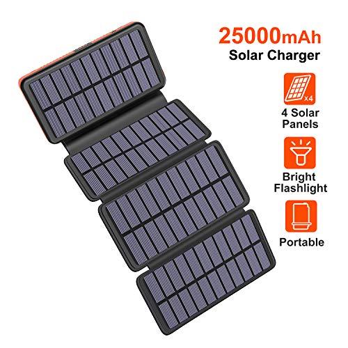 Riapow Solar Power Bank
