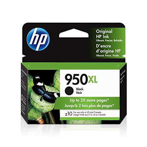 Festnight 4 Piece 920XL Ink Cartridge 1BL//1C//1M//1Y for HP