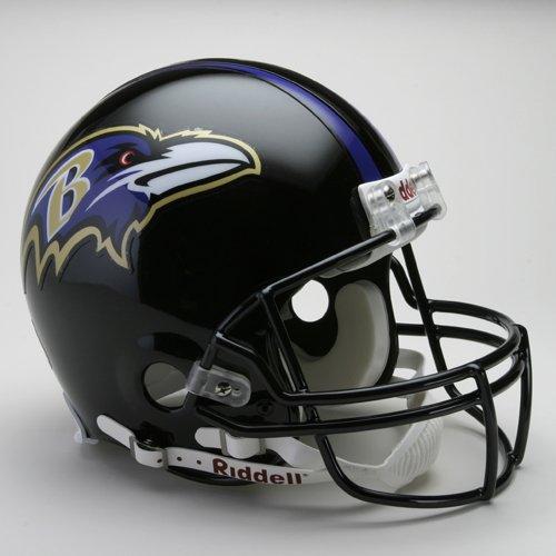 Riddell Baltimore Ravens Proline Authentic Football Helmet