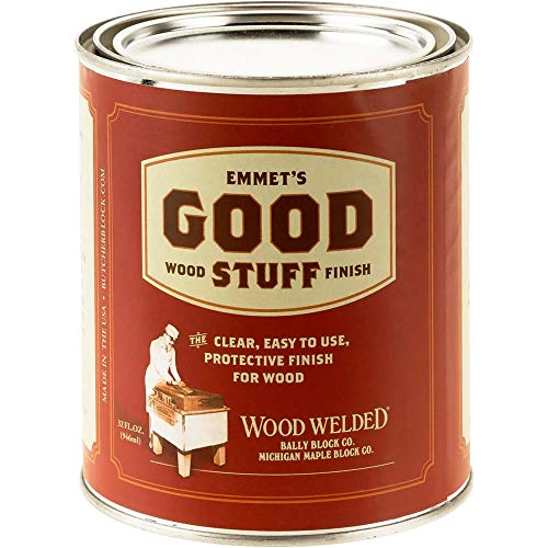 Grizzly Industrial H2372 - Good Stuff Wood Finish For Maple Tops, 1 qt.