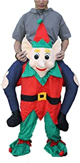 Mascot Costume Unisex Halloween Cosplay, Novelty Ride On me Clothes Animal Funny Fancy Dress Pants Christmas for Boy Girl