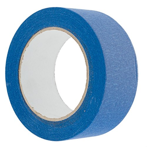Coral 71503 Masking Tape for Indoor and Outdoor, 1, 2' / 50M