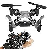 SJLHP Mini Drone, Quadcopters con cámara, Altitude Hold, Control Remoto, Modelo sin Cabeza, Drones pequeños para niños/Principiantes