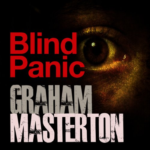 Blind Panic audiobook cover art