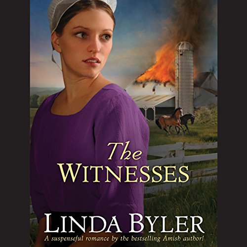 The Witnesses audiobook cover art