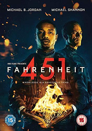 Fahrenheit 451 [DVD] [2018]