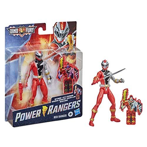 Power Rangers PRG DNF CORE RED Ranger