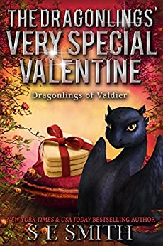[S.E. Smith]のThe Dragonlings' Very Special Valentine: Science Fiction Romance (Dragonlings of Valdier Book 4) (English Edition)