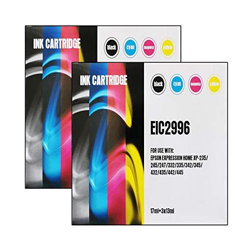 Cartuchos de tinta compatibles con EPSON XL Pack 2996 (X2)
