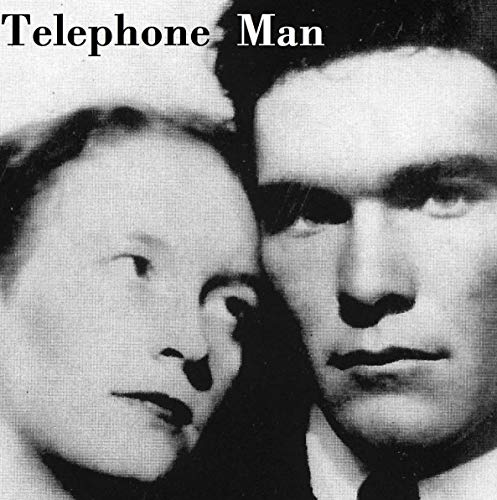 Telephone Man audiobook cover art